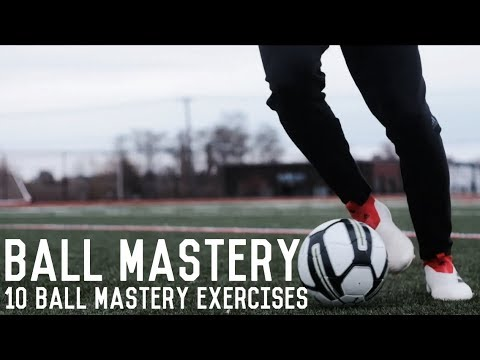 How To Master The Ball  The Ultimate Guide To Ball Mastery For Footballers  Skills Tutorial