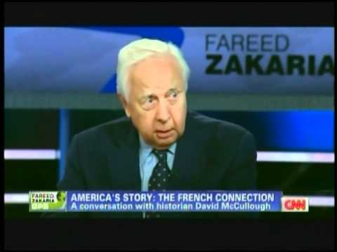 Historian David McCullough on US President & Present