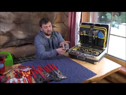 видео: Чемодан для инструмента. Как подбирать инструмент