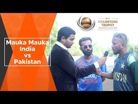 BYN : Mauka Mauka | India vs Pakistan Champions Trophy 2017
