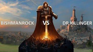 Age of Wonders 3 Tournament Game - Bishmanrock vs Fjordus \ DrKillinger