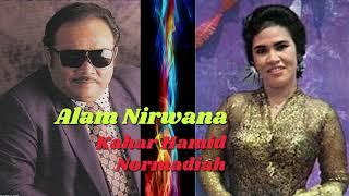 Khahar Hamid dan Normadiah - Alam Nirwana - Nostalgia P. Ramlee