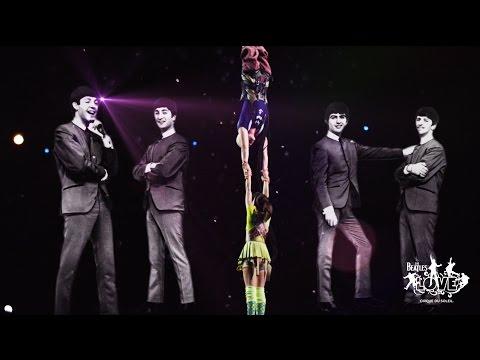 The Beatles LOVE by Cirque du Soleil | Get Back