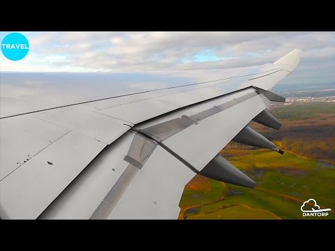 Lufthansa A340-600 Beautiful RWY 18 Takeoff from Frankfurt Am Main Airport!