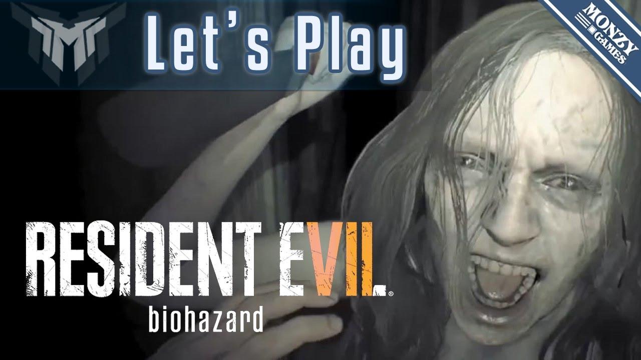 Resident Evil 7 Gameplay PC Easy Speedrun