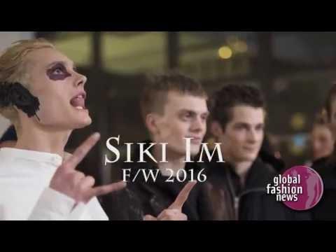 Siki Im Fall / Winter 2016 Men