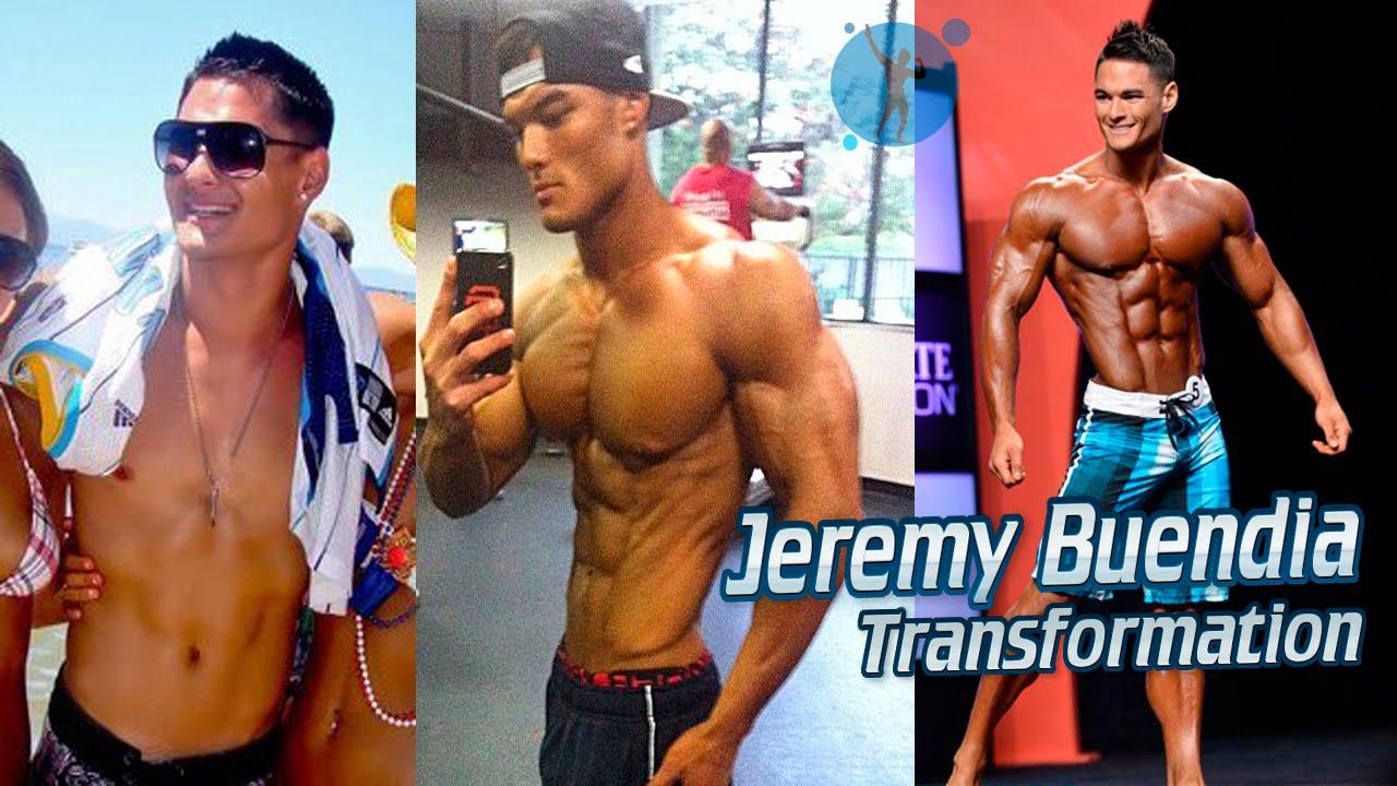 Jeremy Buendia Transformation Amp Motivation Youtube
