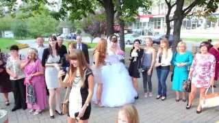 Свадьба Риты и Евгения. После регистрации