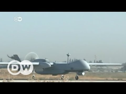 German parliament to decide on combat drone leasing | DW English