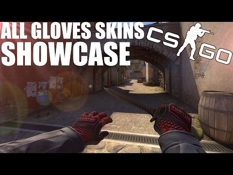 CS:GO | All Gloves Skins - SHOWCASE! #Yahiko