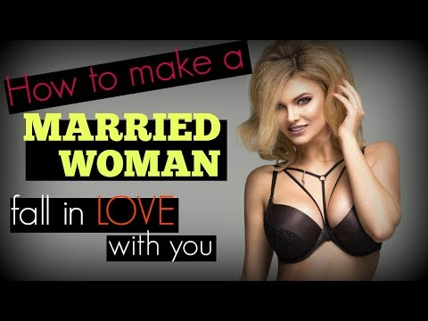 Married woman in love with single man