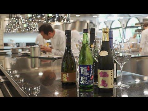 Batı mutfaklarına giren Japon içkisi: Beşinci tat 'umami'ye sahip sake