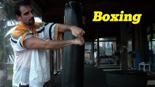 Come colpire Sacco da Boxe / How to Hit !