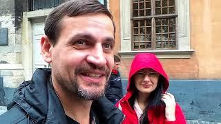 Руслан Коцаба, бліц-опитування у Львові // Хто найбільший ворог України