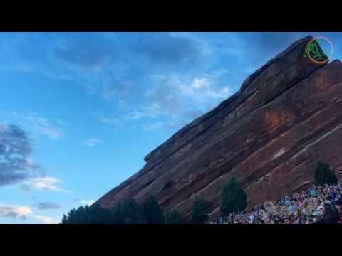 Reggae On The Rocks 2016 | Red Rocks Ampitheater | getIrie