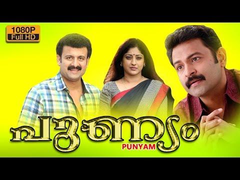 Punyam malayalam movie | malayalam full moive | Krishna Kumar | Lakshmi Gopalaswamy | Salim kumar