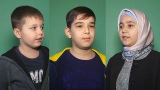 Любимые хадисы детей