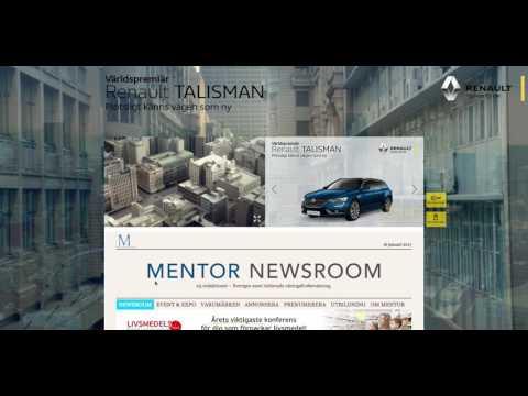 Takeover skin - Renault Talisman