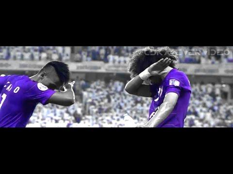 Omar Abdulrahman عمر عبدالرحمن - Skills Dribbling Assists & Goals - Al Ain - 2016/2017 HD