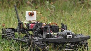 Беспилотный вездеход. Обзор RunCam Micro Sparrow