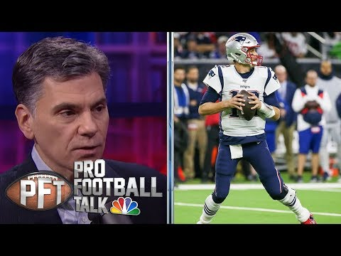 Tom Brady's frustration with Patriots' offense | Pro Football Talk | NBC Sports