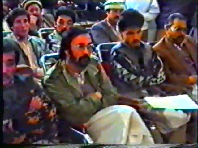 Rajab ali Haidari. Watan watan hazarajat. Hazaragi song with dambura