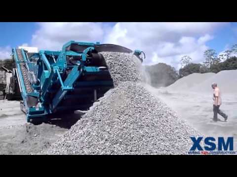 400 tph Bauxite Crushing Plant In Indonesia