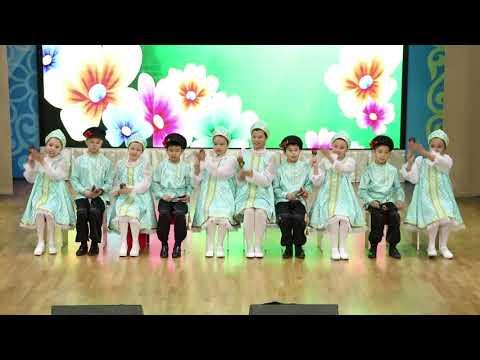 Ложкари младшая группа Алм обл Жулдызай 05 04 2019г  г  Талдыкорган