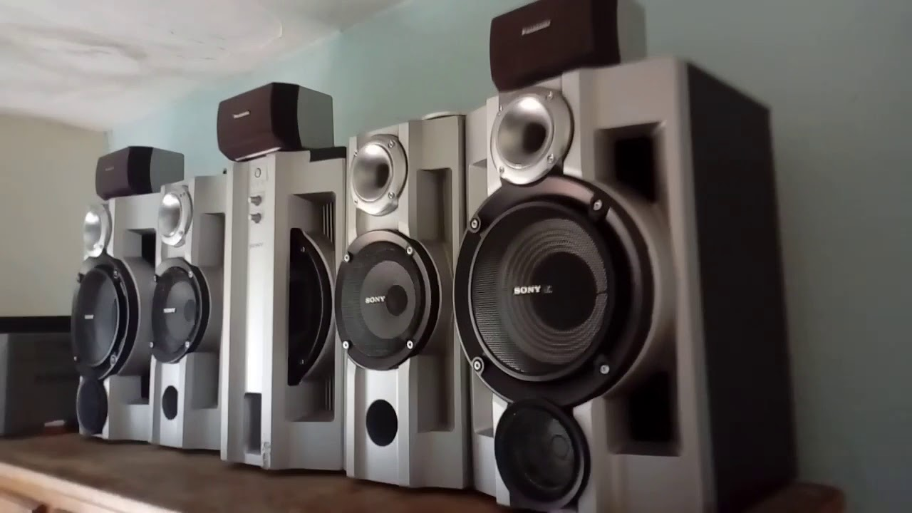 Sony Mhc Gn880