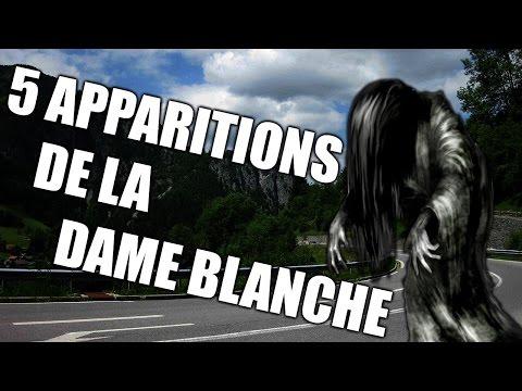 LES 5 APPARITIONS DE LA DAME BLANCHE !de YouTube · Durée:  5 minutes 54 secondes