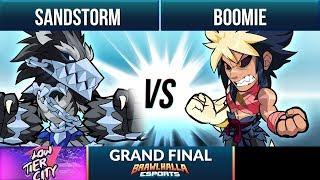 Sandstorm vs Boomie - Grand Final - Low Tier City 7