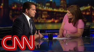 Scaramucci weighs in on Maxine Waters-Trump feud