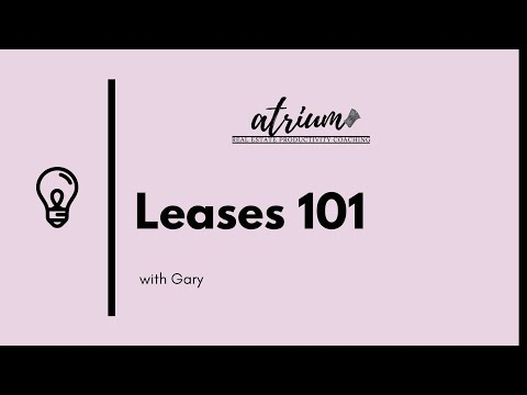 Leases 101