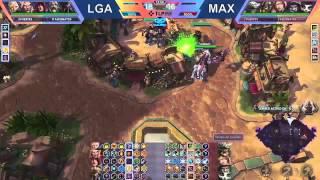 final heroes of the storm lga vs ifl