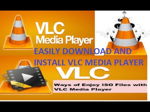 HOW TO DOWNLOAD AND INSTALL VLC MEDIA PLAYER ON XP/VISTA/7/8
