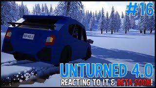 Unturned 4.0: Reacting to the new Devlog! (Unturned 4.0 Devlog #16)