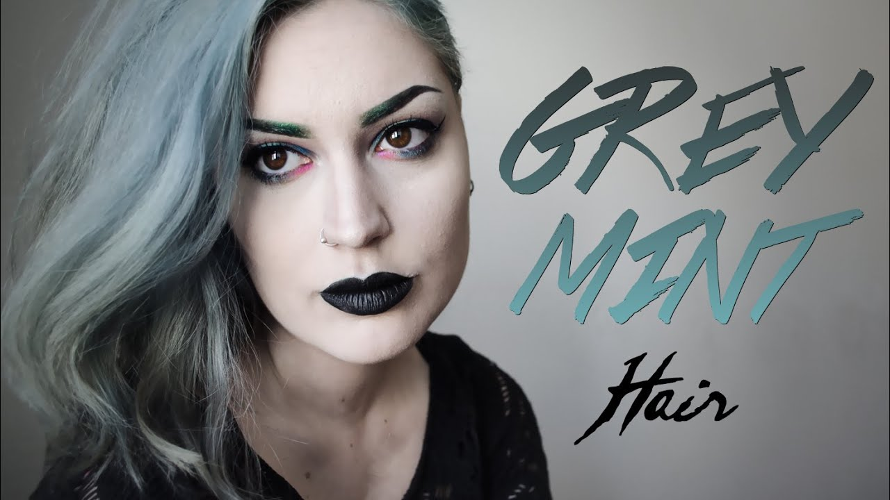grey-mint hair affinage infiniti