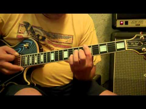 Gimme Shelter Rolling Stones-Open E Tuning (Lesson) (Easy)