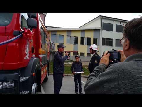 130 let Gasilskega društva Hrastnik in prevzem novega vozila, ZON.si(2)