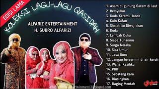 Lagu Qasidah H. Subro Alfarizi Full Album Lawas