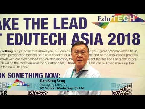 EduTECH Asia 2017 - Interview with Gan Beng Seng