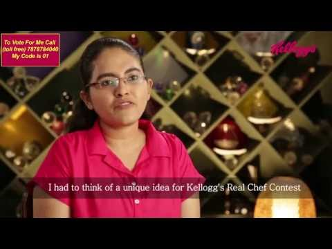 Kellogg's RealChef- Ashwini Hegde