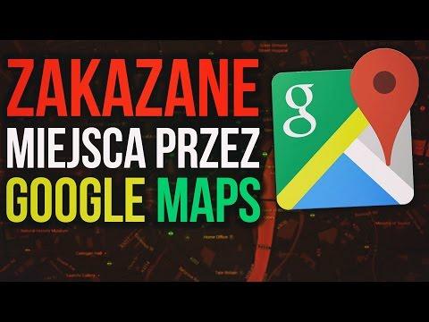 7 Miejsc Zakazanych przez Google Maps | Tajemnice Technologii