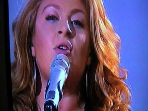 Sarah Dawn Finer -- Nu Vet Du Hur Det Känns (Allsång at Skansen, Stockholm July-2012)