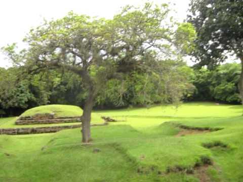 sitio arqueológico san andrés el salvador