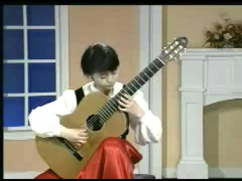 Paganini Caprice no. 24 - guitar
