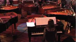 Lola Perrin: Barcelona for 6 Pianos