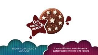 Produzione export di biscotti al cacao nocciole - Prodotti Alimentari Italiani