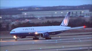 Spotting at Washington Dulles International Airport - March 5, 2011
