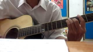 Chúa Không Lầm-Guitar Cover-0907590802
